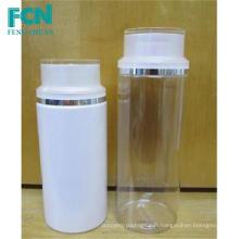 PETG bouteille d'eau en plastique riche en plastique rond bouteille d'eau