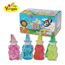 Funny Outdoor Toys Animal Shaped Whistle Bubble Soap Water Toy