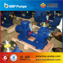 Zx Stainless Steel and Bronze Material Self-Priming Centrifugal Marine Pump