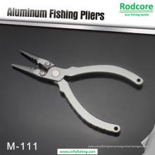Alicates de pesca de alumínio multifunções
