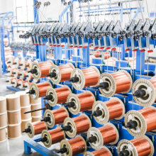 Copper Wire Bundle of Wire Machine System Equipments Drawn Copper Wires