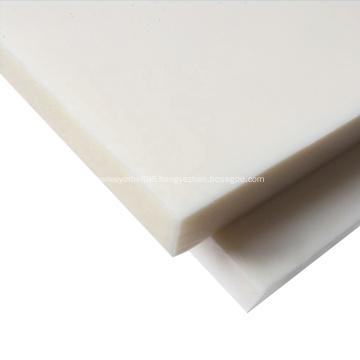 Black White Acetal Plastic ESD POM Sheet