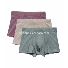 Plain style hot selling men underwear cotton oem boxers for men