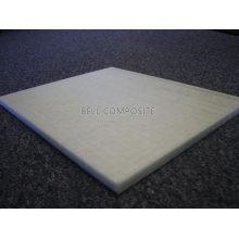 Reja de FRP / GRP, rejilla de fibra de vidrio, placa de Soild de FRP / GRP con de alta calidad