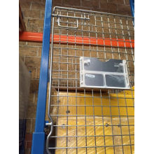 Heavy-duty wire mesh container