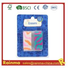 Printed Non-Toxic Eraser for School