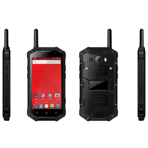 Rugged Android 3G telefone IP68