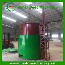 China hizo el horno de fabricación de carbón del serrín de madera hecho en China con CE 008613253417552