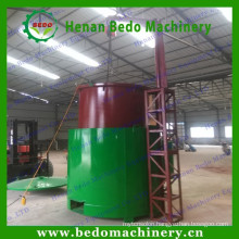 China made Wood sawdust charcoal making oven made in China with CE 008613253417552