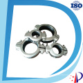 High Pressure Flexible Stainless Steel Pipe Quick Release Clamp