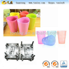 PP/PS plastic mup injection moulding and injection mould maker(OEM)