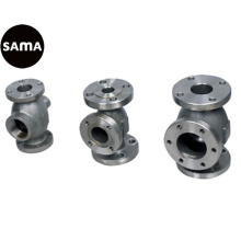 Coulée de cire perdue d'investissement d'acier inoxydable pour le corps de valve