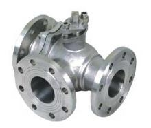 flanged forging ball valves floating ball valve tee ball valve