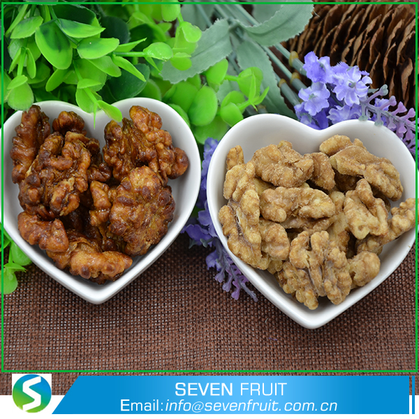 sweet and salted walnut kernel