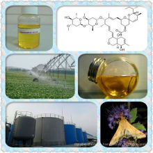 Agrochemische Abamectin 0,5% -2,0% EC; 5% -8% TK