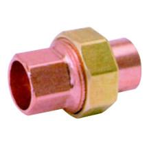 J9201 unión de latón, conexión de tubería de latón y cobre, UPC, NSF SABS, WRAS aprobado