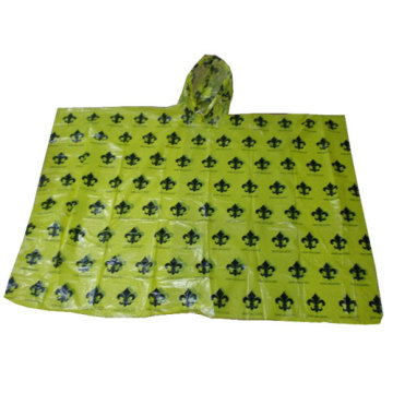 PE Disposable Poncho