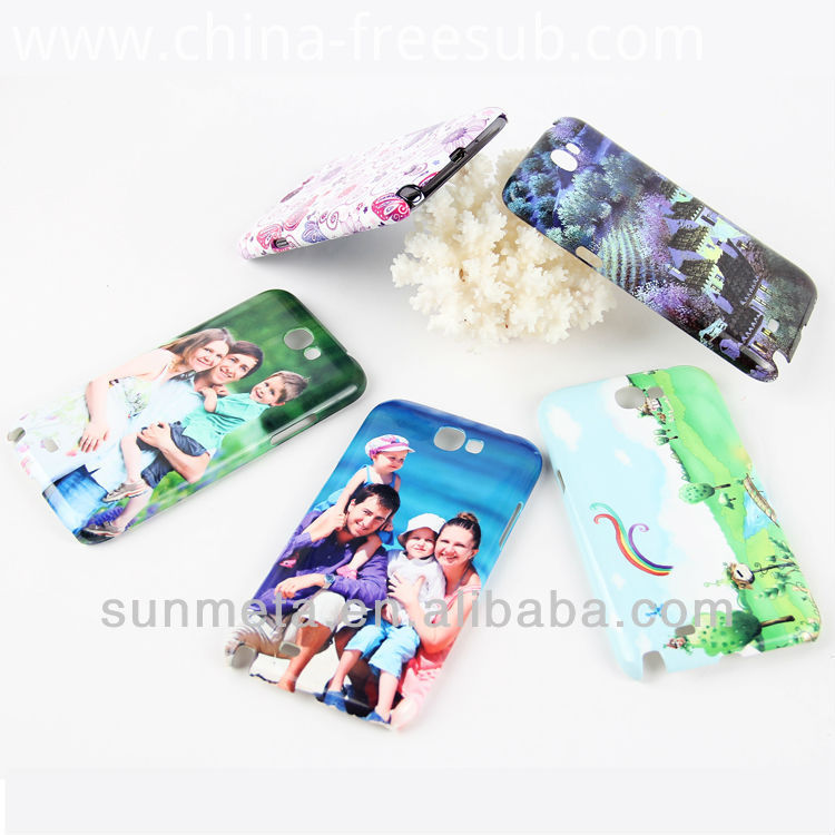 FREESUB Sublimation Heat Press Printing Phone Cases