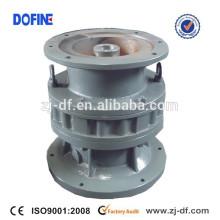 BLD / XLD Redutor de montagem em flange vertical Cyclo com motor para misturador químico
