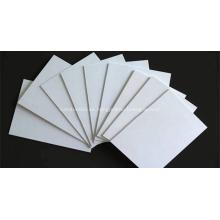 Hoja de PVC de espuma blanca