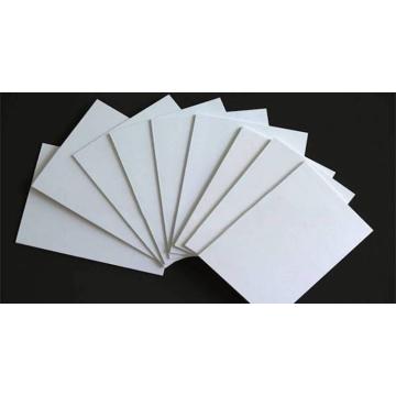 Weiße PVC-Schaumplatten-Bauplatte