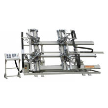 CNC Vertical Four-corner Welding Machine