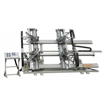 Machine de soudage verticale à quatre coins CNC
