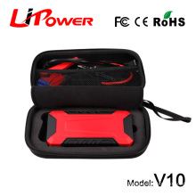 car jump starter power bank 12000mah power supply for 12V truck