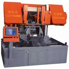 Máquina de serra de fita automática