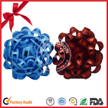 Popular Pre-Made Ribbon Bow for Holiday Decoration