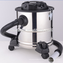 Hot ash vacuum cleaner for BBQ and fireplace