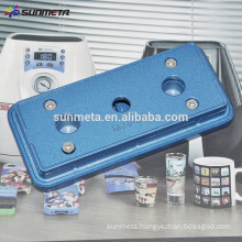 metal mould for 3d sublimation phone & mobile phone case printing
