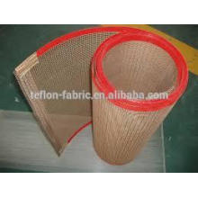 China de alta calidad 4 * 4 mm de tamaño de malla uv secadora transportadoras de cinturones para la impresión UV serigrafía transportadores secadores