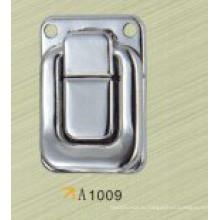 Зажим для металлических замков для алюминиевого футляра для портфеля