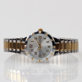 expansion quartz watch stainless steel back for ladies, factory watch BSCI
