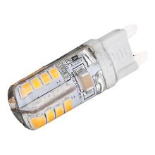 Driver IC silicium série LED G9-32SMD-3.0W-Ra 200lm > 80 AC220 ~ 240V