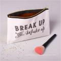 Trousse cosmétique de maquillage en feuille de mode facile