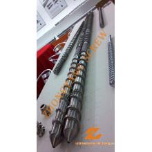 Hochleistungs-Parallel-Twin-Schnecke und Zylinder für PVC