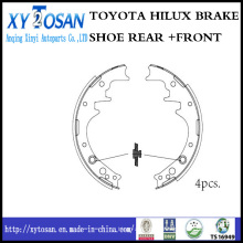 Brake Shoe for Toyota Hilux K2252