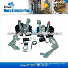 Elevator Guide Rail Progressive safety gear for 10mm/16mm