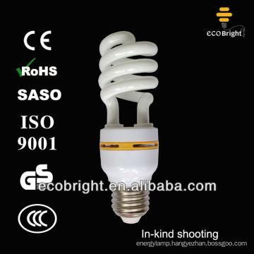 half spiral detachable CFL