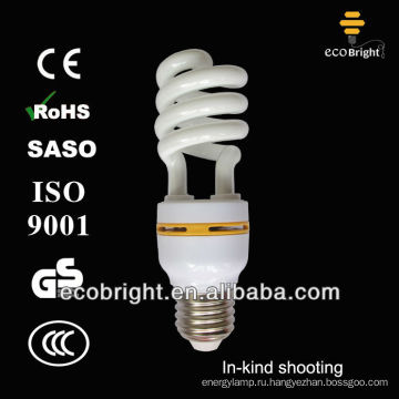 половина спираль съемный CFL