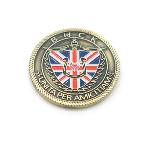 Custom Military Metal Challenge Coins