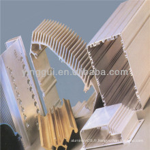 5456 profilé en alliage d'aluminium