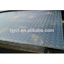 Q345B alloy chequered steel plate