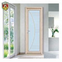 High Quality Aluminium Toilet Door Casement style for bathroom