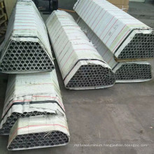 High Quality 6060 T5 Temper Round Aluminum Alloy Extruded Tube