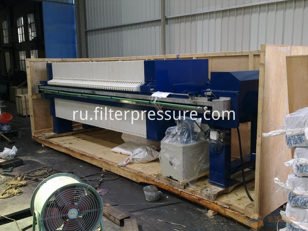 filter press packing