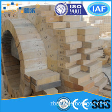 High Alumina Fire Resistant Bricks for Industrial Furnace