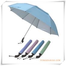 Werbe-Regenschirm-Werbungs-Regenschirm